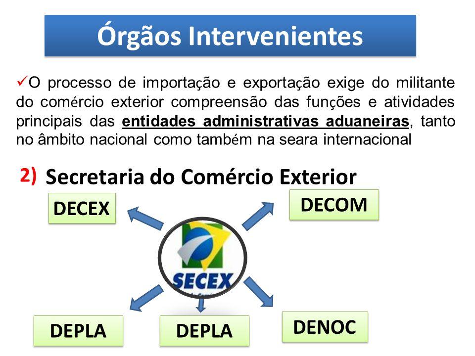 Órgãos Intervenientes Art.13.