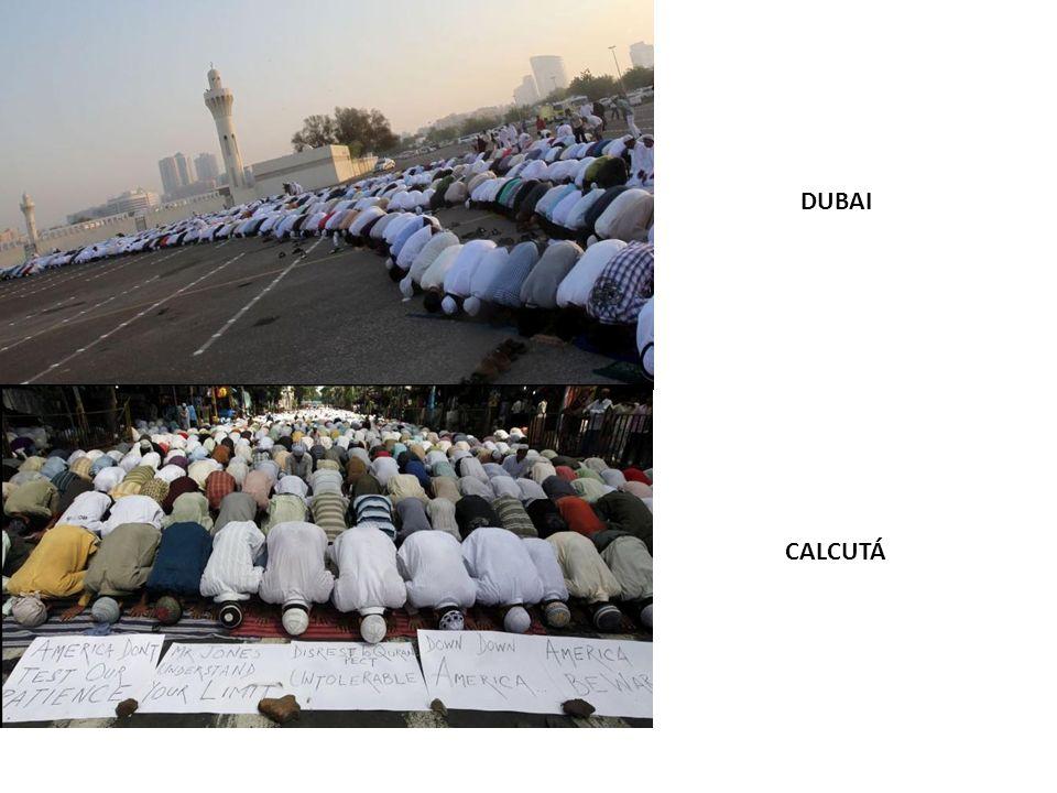 DUBAI CALCUTÁ