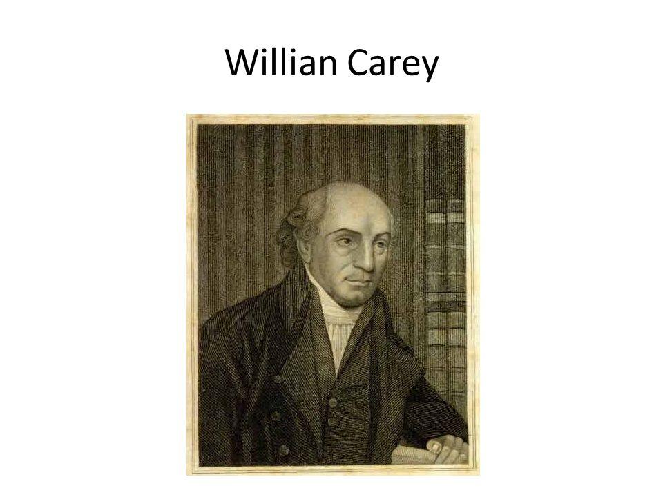 Willian Carey