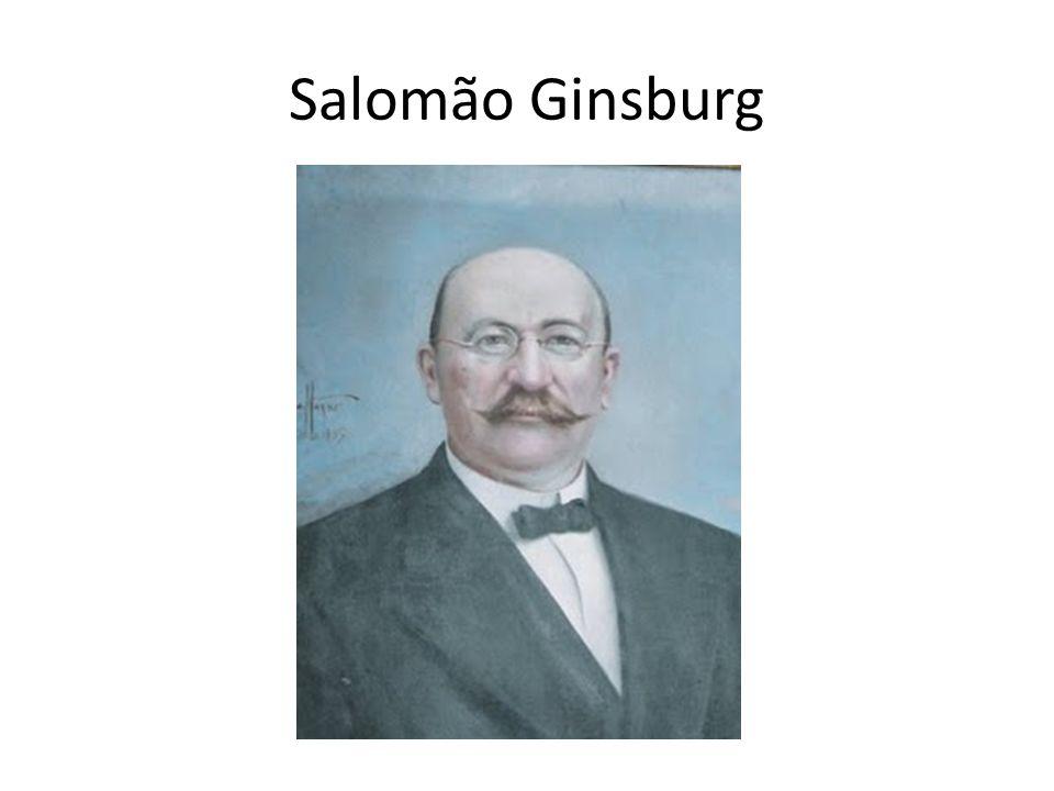 Salomão Ginsburg