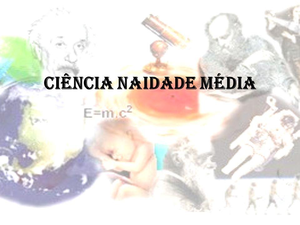Ciência naIdade Média