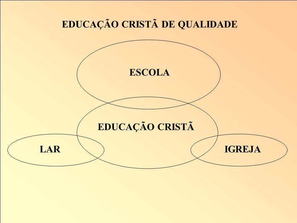 A FILOSOFIA CRISTÃ DE EDUCAÇÃO E A PRÁTICA PEDAGÓGICA A educação não se limita a apenas planos teóricos. Ela visualiza os aspectos práticos da vida. V