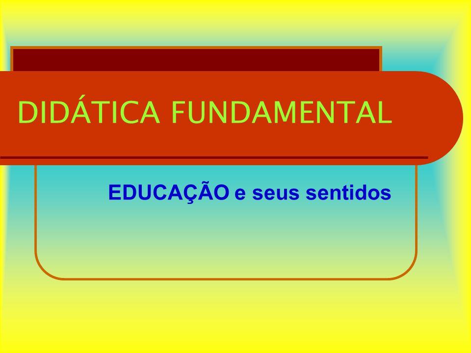 Concepção histórico-social O processo educativo é um fenômeno social enraizado nas contradições, nas lutas sociais de modo que é nos embates da práxis social que vai se configurando o ideal de formação humana.