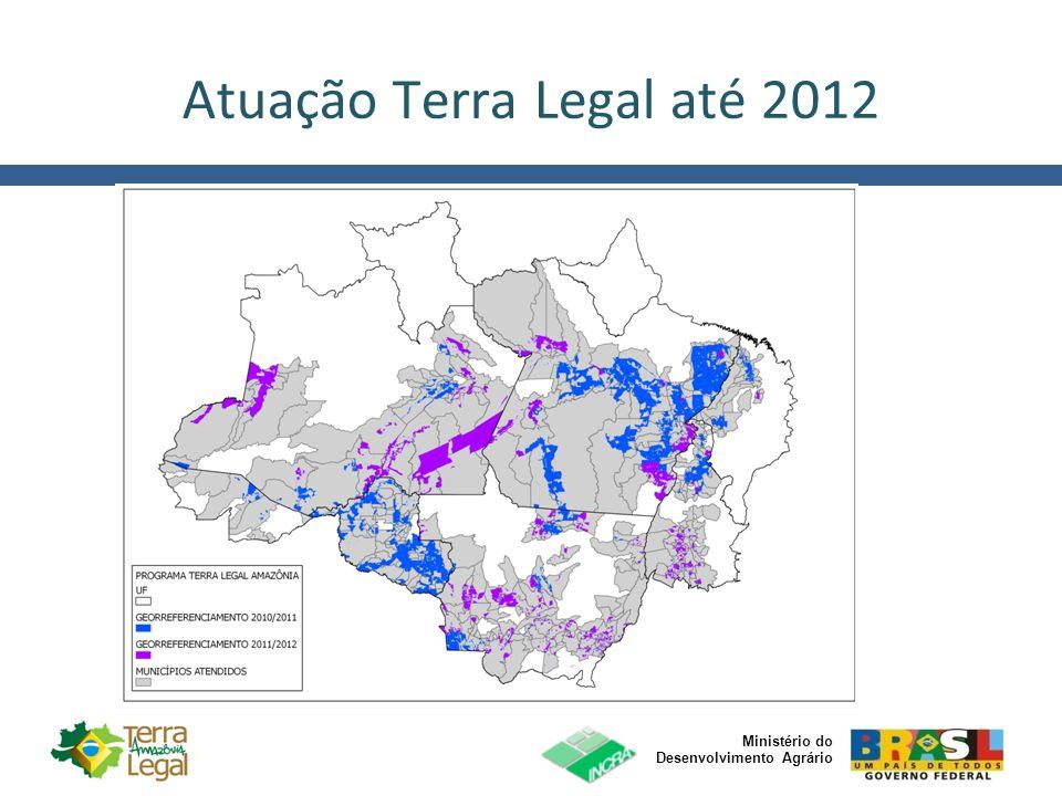 Ministério do Desenvolvimento Agrário Click to edit Master title style Gargalos operacionais e medidas de superação