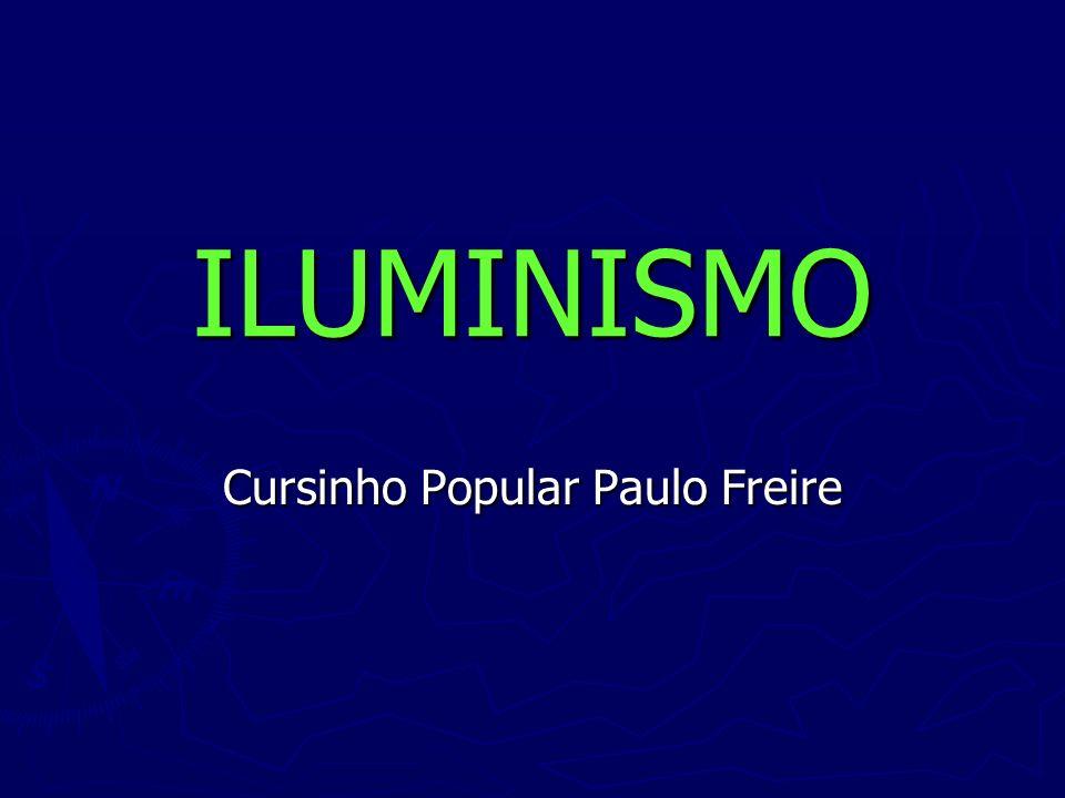 ILUMINISMO Cursinho Popular Paulo Freire