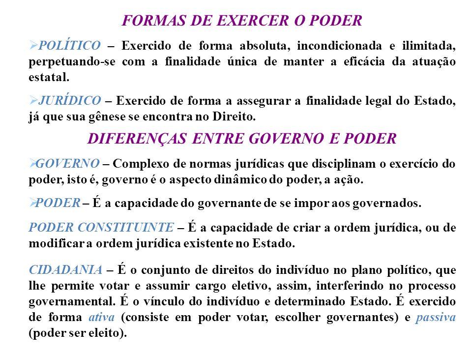 ESTADO LIBERAL – É aquele que não interfere na liberdade de seus indivíduos, não exercendo sobre eles, qualquer tipo de controle. Baseiam-se nas obras