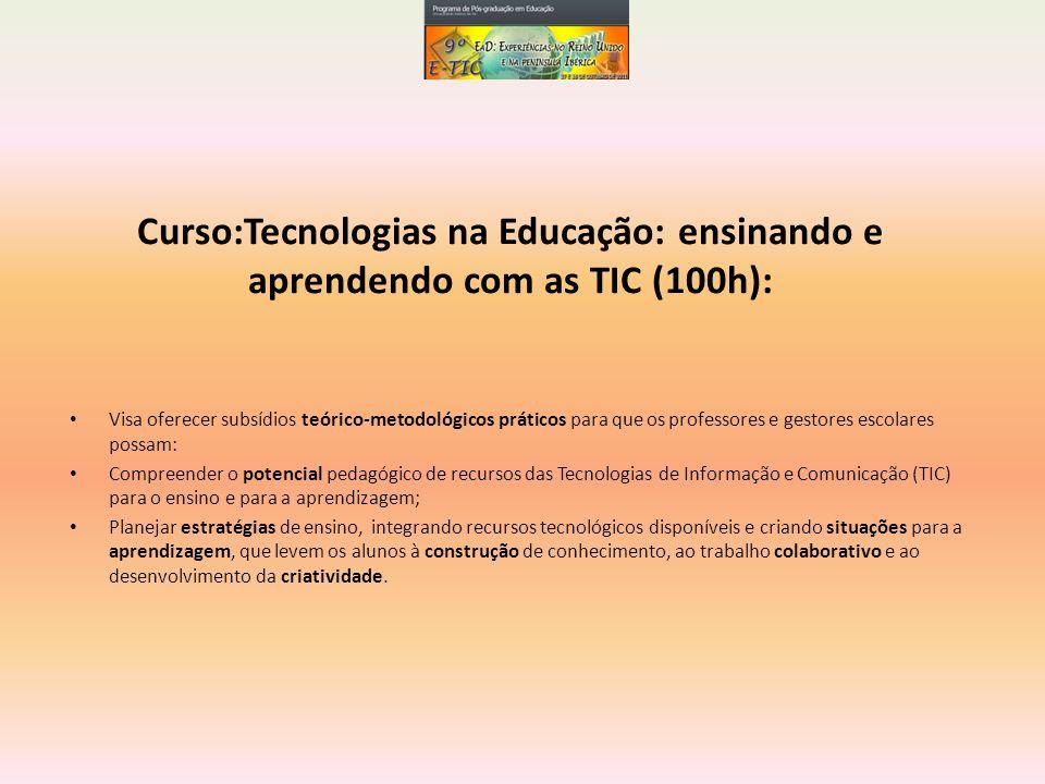 Visa oferecer subsídios teórico-metodológicos práticos para que os professores e gestores escolares possam: Compreender o potencial pedagógico de recu