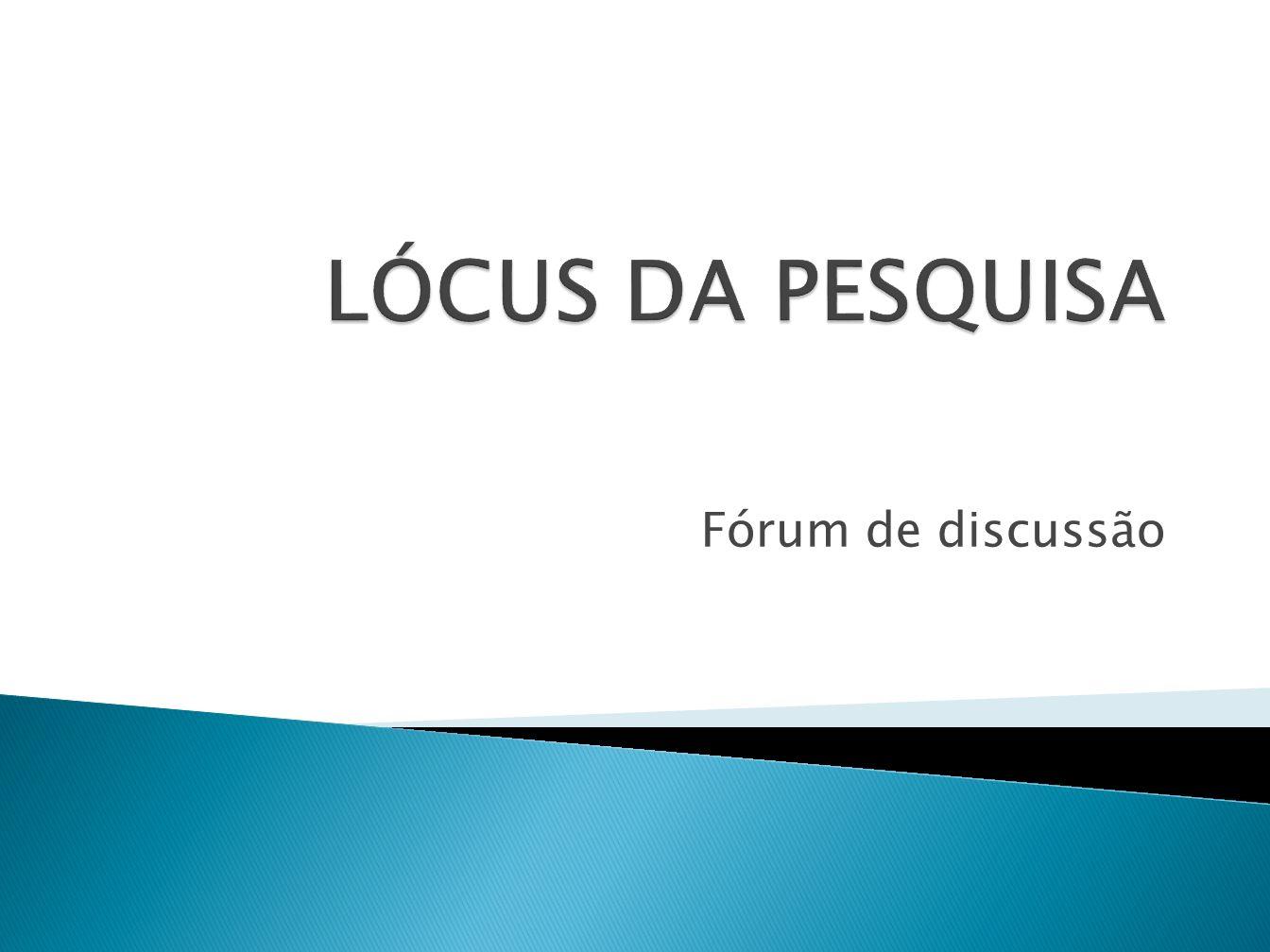 Investigar como os docentes avaliam a funcionalidade pedagógica do fórum de discussão para a construção de aprendizado colaborativo
