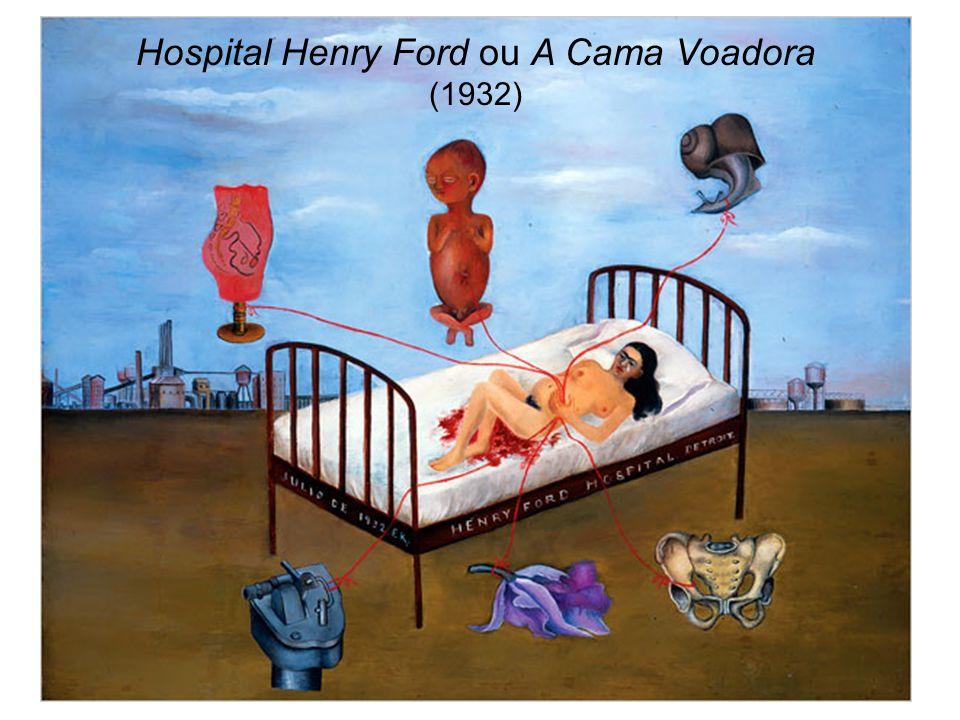 Hospital Henry Ford ou A Cama Voadora (1932)