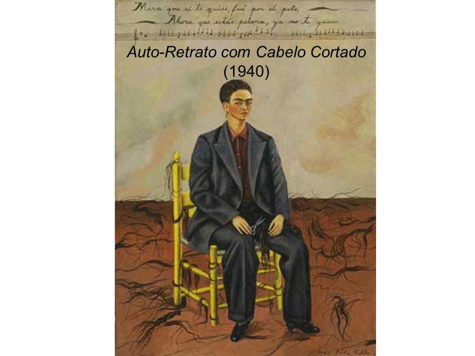 Auto-Retrato com Cabelo Cortado (1940)