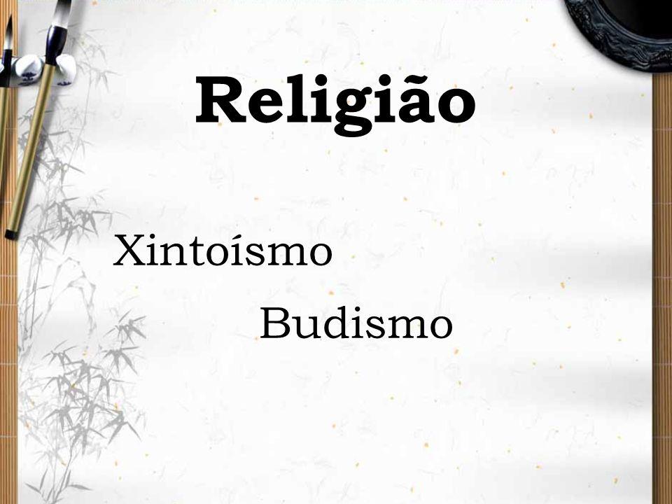 Religião Xintoísmo Budismo
