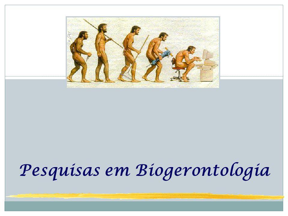 Pesquisas em Biogerontologia