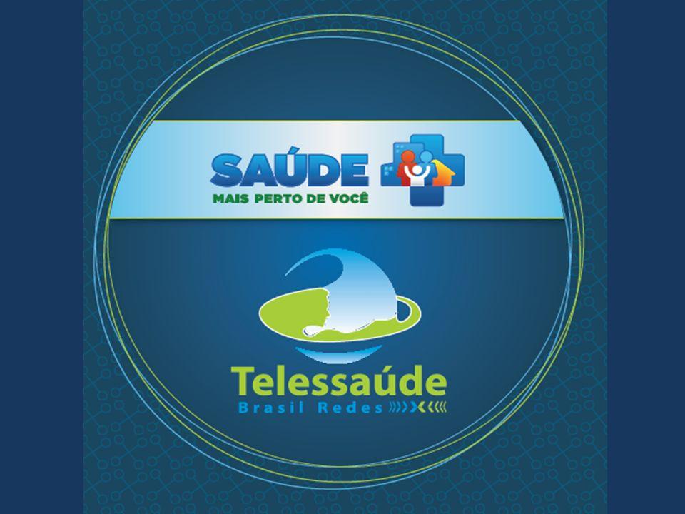 Legislação Portaria GM/MS nº 2.546/2011 Redefine e amplia o Programa Telessaúde Brasil, que passa a ser denominado Programa Nacional Telessaúde Brasil Redes (Telessaúde Brasil Redes).