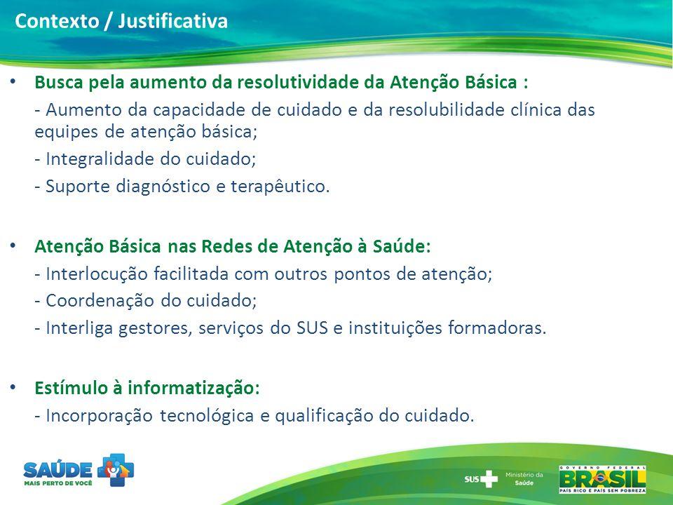 Cobertura dos Núcleos Telessaúde REGIÃO SUL Núcleo Telessaúde do Rio Grande do Sul: responsável pela assistência dos médicos que estão em municípios do Rio Grande do Sul e Paraná.