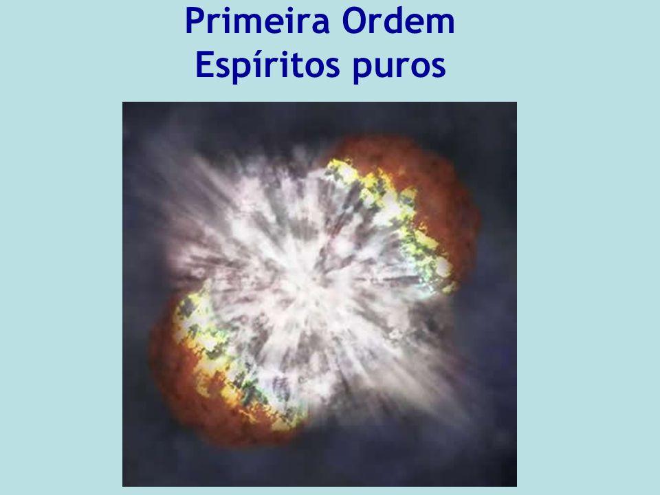 Primeira Ordem Espíritos puros