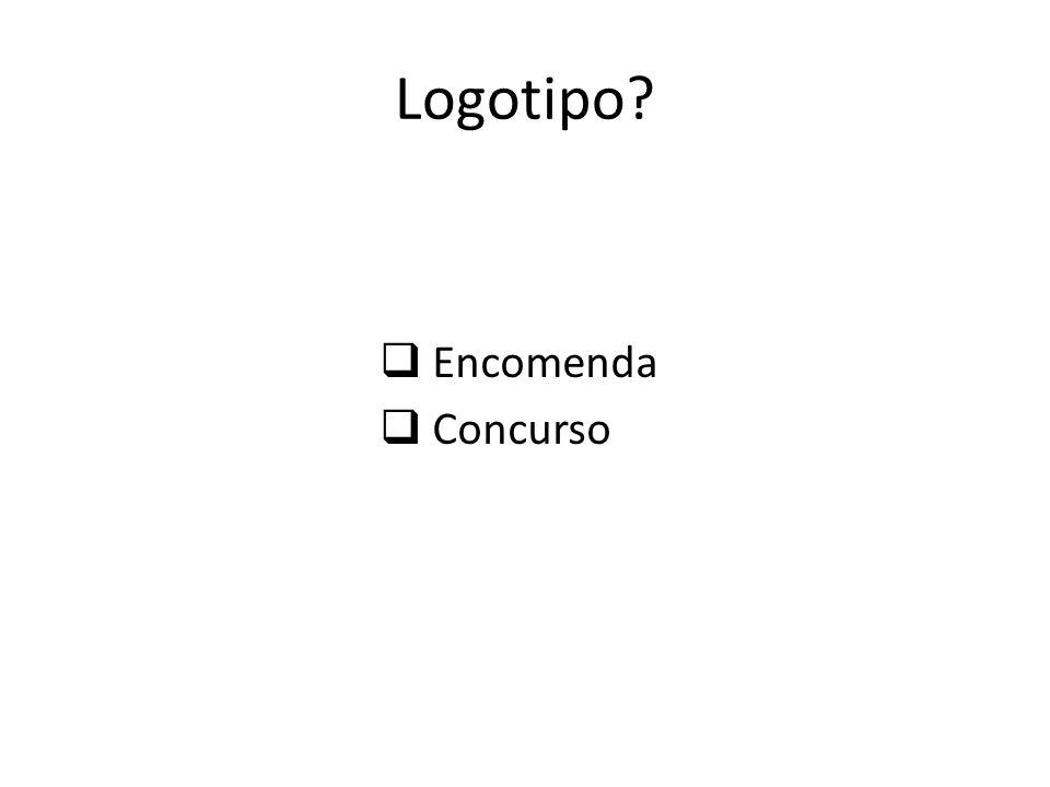 Logotipo Encomenda Concurso