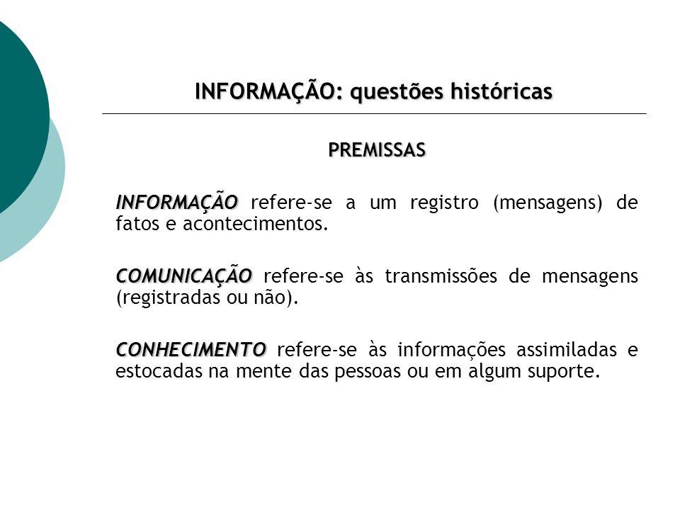 INFORMAÇÃO: questões históricas Raízes Latinas e Origens Gregas In In refere-se a um contexto biológico.