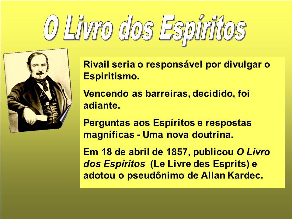 O Espiritismo é Ciência, Filosofia e Religião.