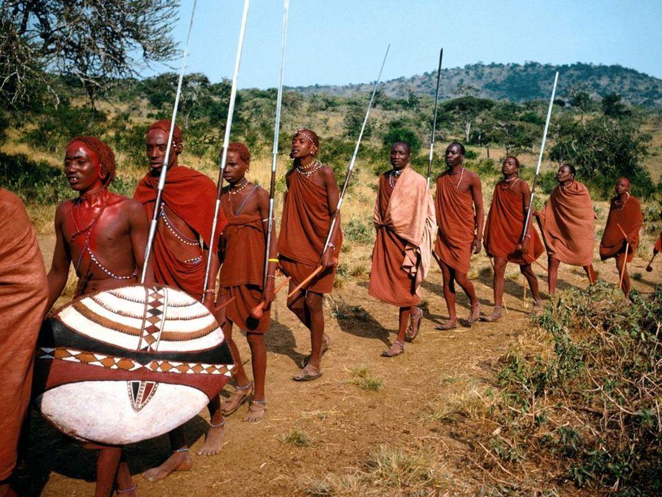 A Separação Racial na África NORTE NORTE : ÁRABES, EGÍPCIOS, BERBERES E OS TUAREGUES CENTRO SUL – 800 ETNIAS NEGRAS AFRICANAS