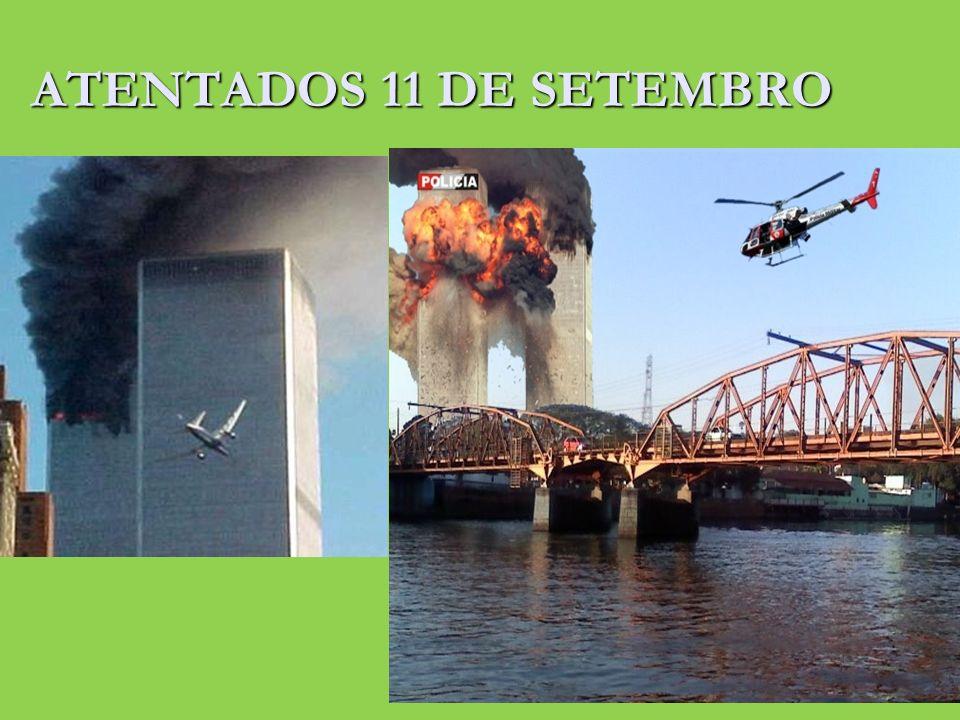 ATENTADOS 11 DE SETEMBRO