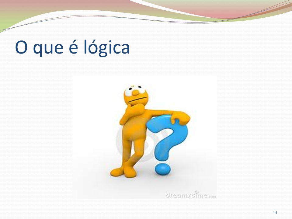 O que é lógica 14