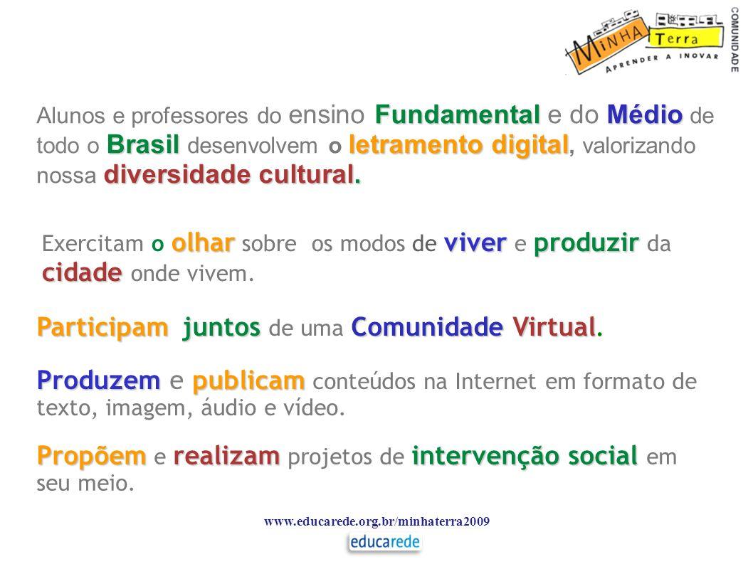 Fundamental Médio Brasilletramento digital diversidade cultural.