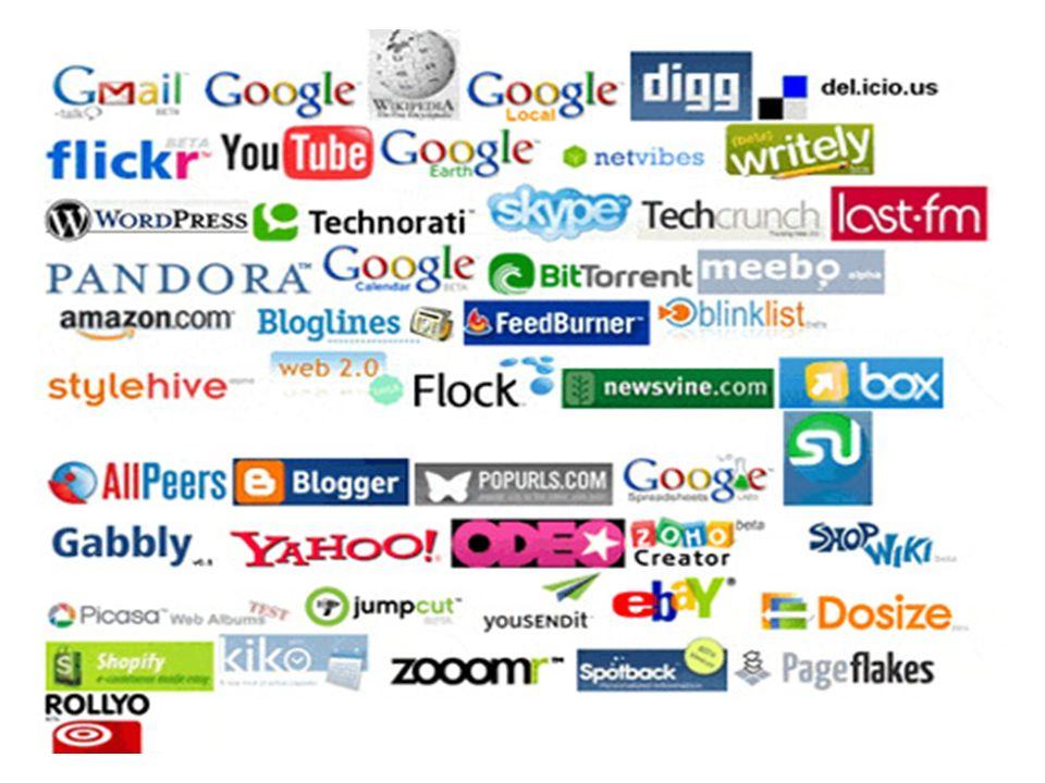 - É a segunda geração da World Wide Web; - Conceito de troca de informações; - Ambientes on-line se tornam mais dinâmicos; - Usuários colaboram com a organização do conteúdo; - Sistema e conteúdo mais ricos.