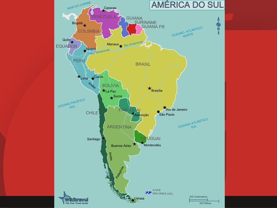 PONTE INTERNACIONAL - BRASIL / PARAGUAI