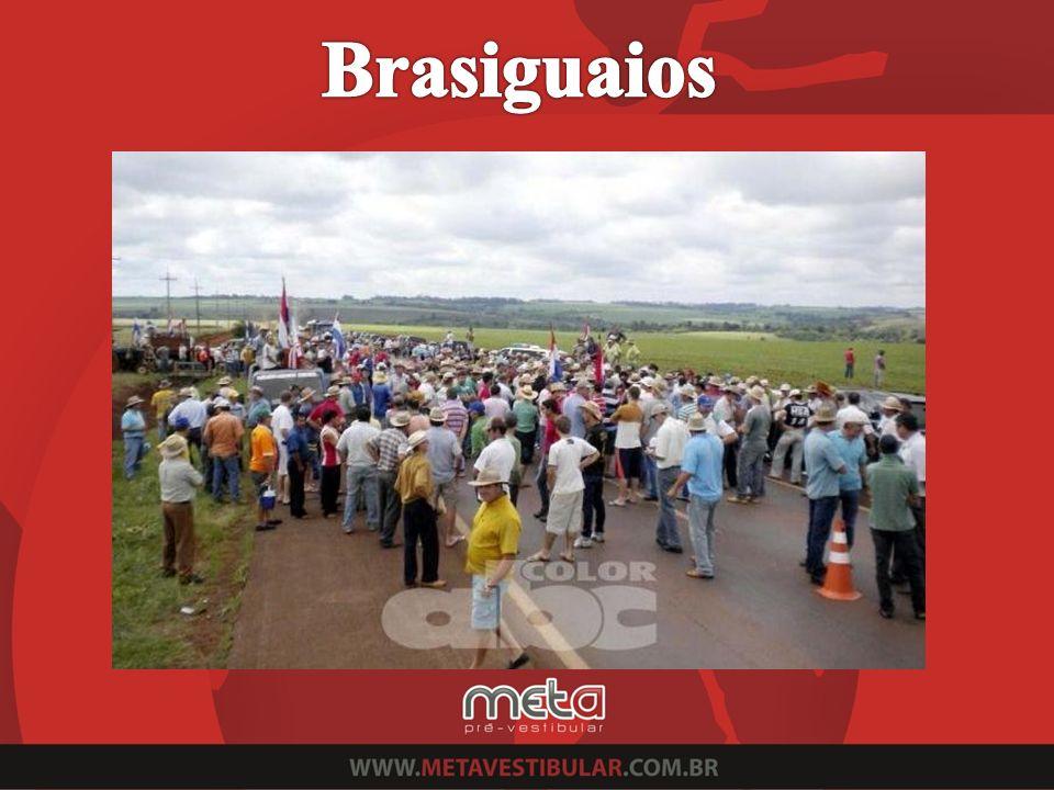 Argentina: Petróleo / Indústrias alimentícias, têxteis, bebida, couro, material de transporte, química e petroquímica; Uruguai e Paraguai: Indústrias de alimentos e têxteis