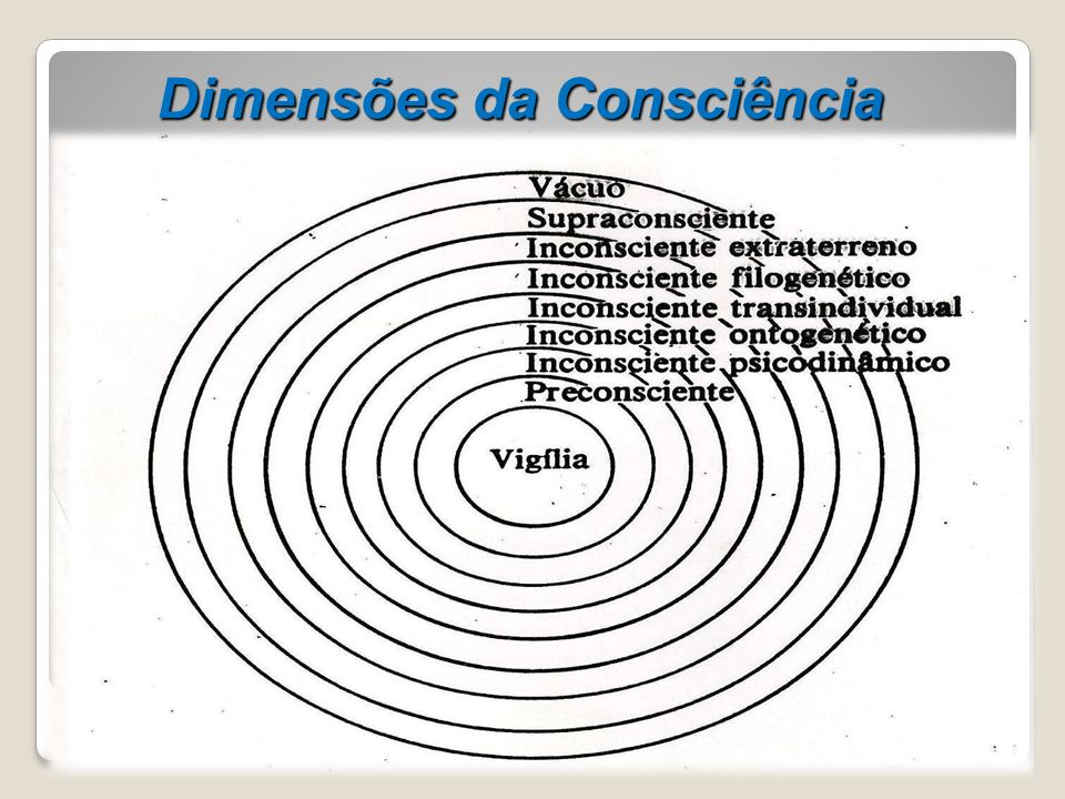 Dimensões da Consciência