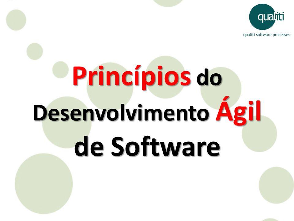 Princípios do Desenvolvimento Ágil de Software
