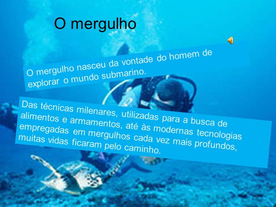 Máscara de mergulho Cilindro De ar comprimido Regulador de pressão Fato isolador