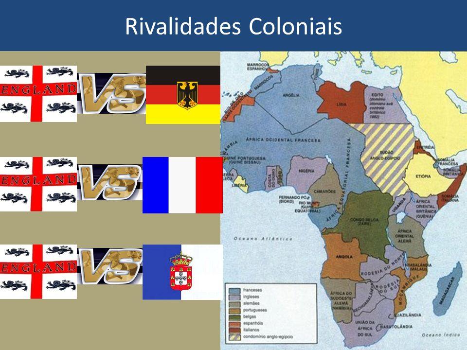 Rivalidades Coloniais