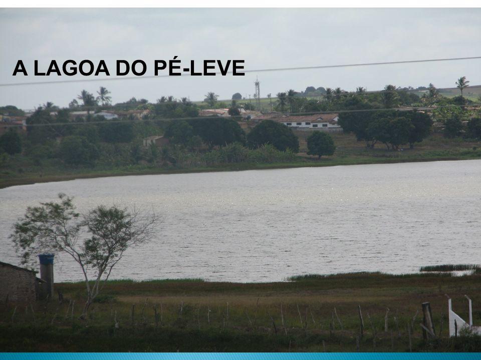 A LAGOA DO PÉ-LEVE