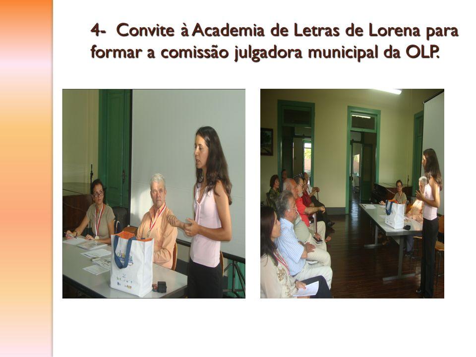 5 – HTPC na E.M.Prof. Ruy Brasil Pereira. 6- Adesão do Município.