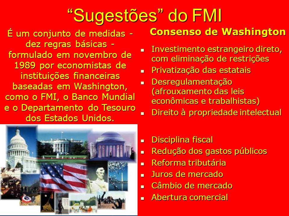 Sugestões do FMI Disciplina fiscal Disciplina fiscal Redução dos gastos públicos Redução dos gastos públicos Reforma tributária Reforma tributária Jur