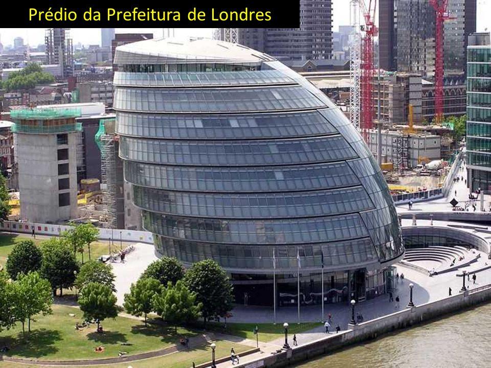 Prédio da Prefeitura de Londres