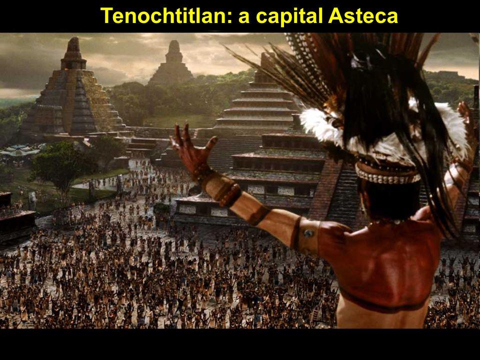 Tenochtitlan: a capital Asteca