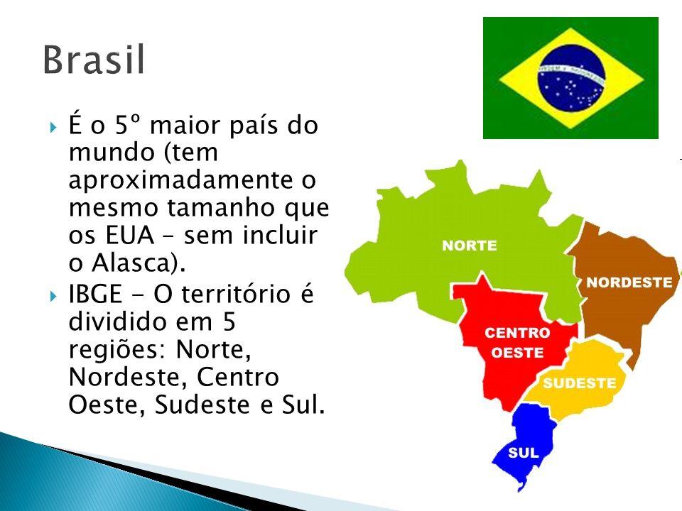 Qual é a menor região brasileira.Qual é a região mais industrializada do Brasil.