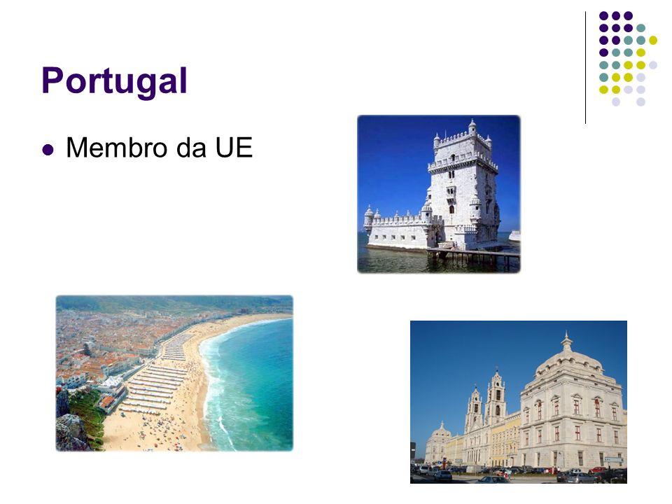 Portugal Membro da UE