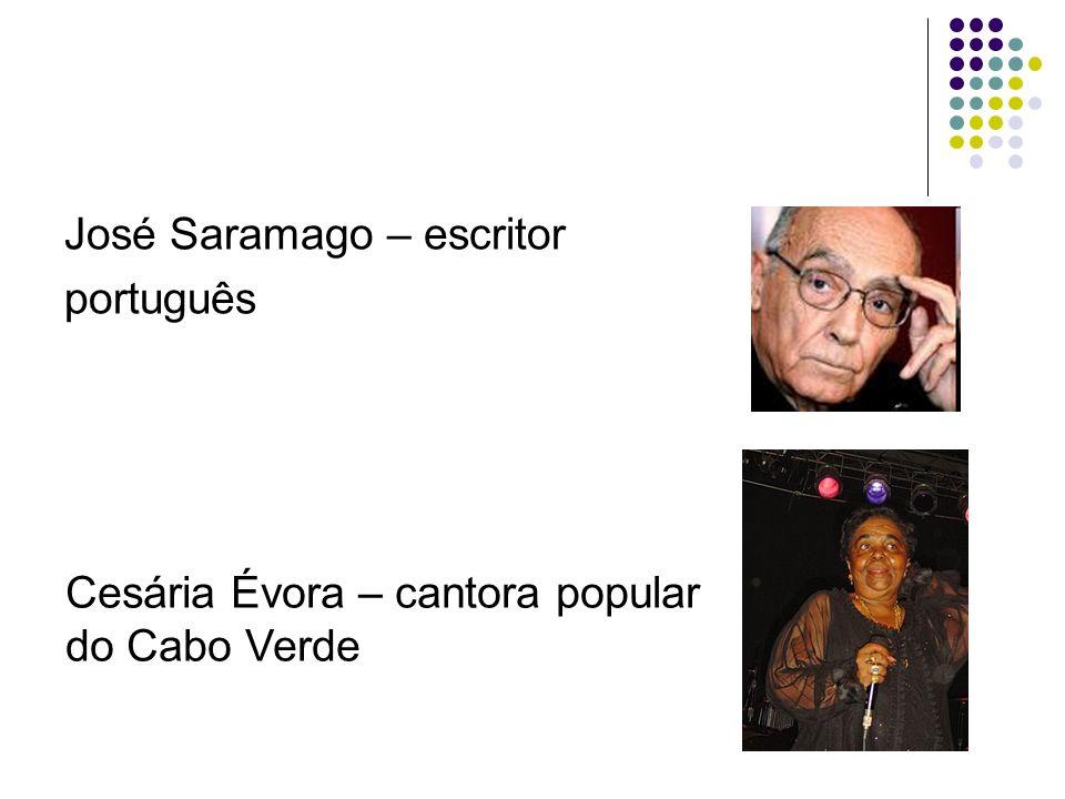 Maria Mutola – atleta do Moçambique Artur Carlos Maurício Pestana dos Santos ou Pepetela – escritor angolano Alexandre Kay Rala Xanana Gusmão – primeiro presidente do Timor Leste