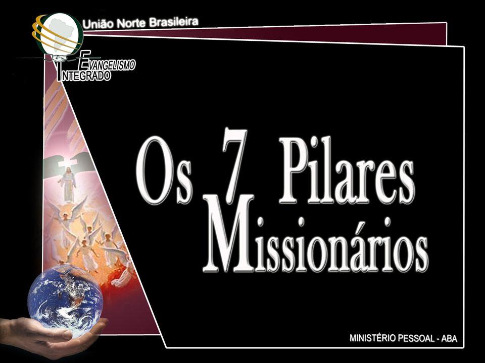 7º PILAR - Operação Resgate Por que muitas pessoas se afastaram da Igreja e de Deus.