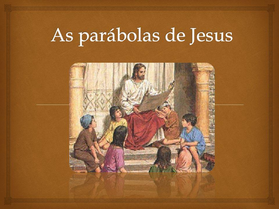 A palavra portuguesa parábola , vem diretamente do grego parabolé , significando pôr ao lado de , com o sentido de comparar , a fim de servir especificamente como uma ilustração de alguma verdade ou ensino.
