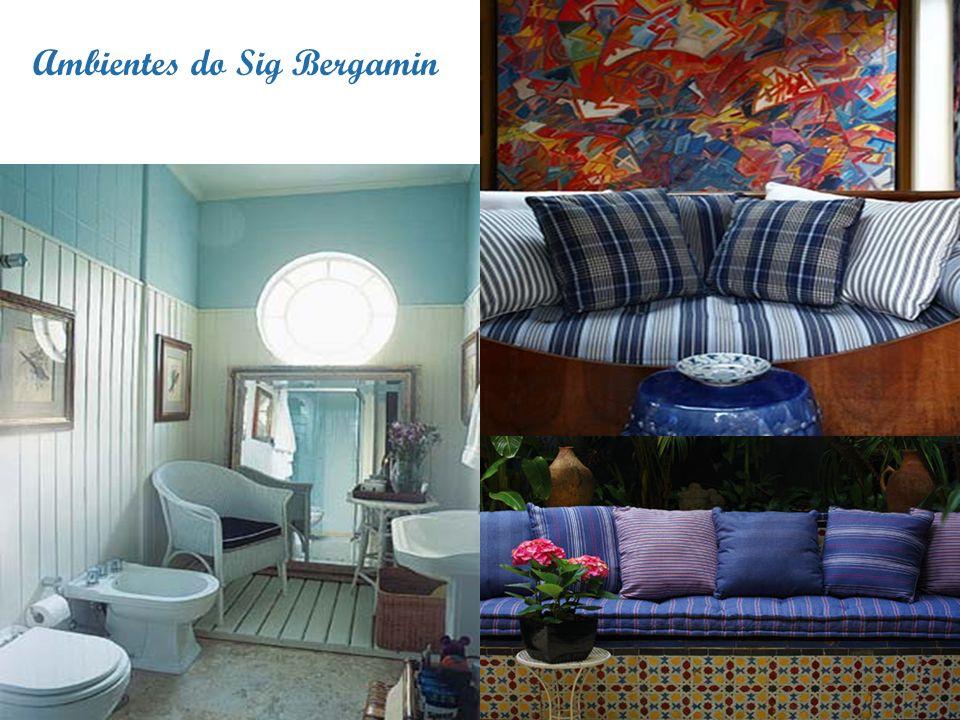 Ambientes do Sig Bergamin