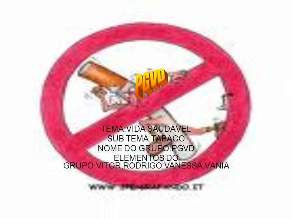 Tabaco Mata O tabaco prejudica as pessoas que fumam e no seu arredor.