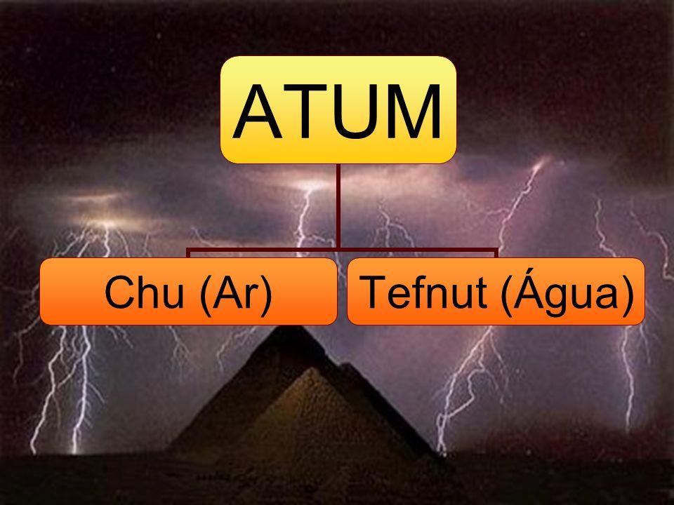 ATUM Chu (Ar) Tefnut (Água)