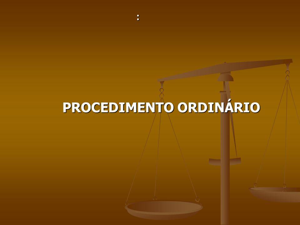 REQUISITOS DA PETIÇÃO INICIAL PEDIDOS CUMULADOS Regra: só é possível à cumulação de pedidos, quando houver uniformidade de procedimento para todos eles.