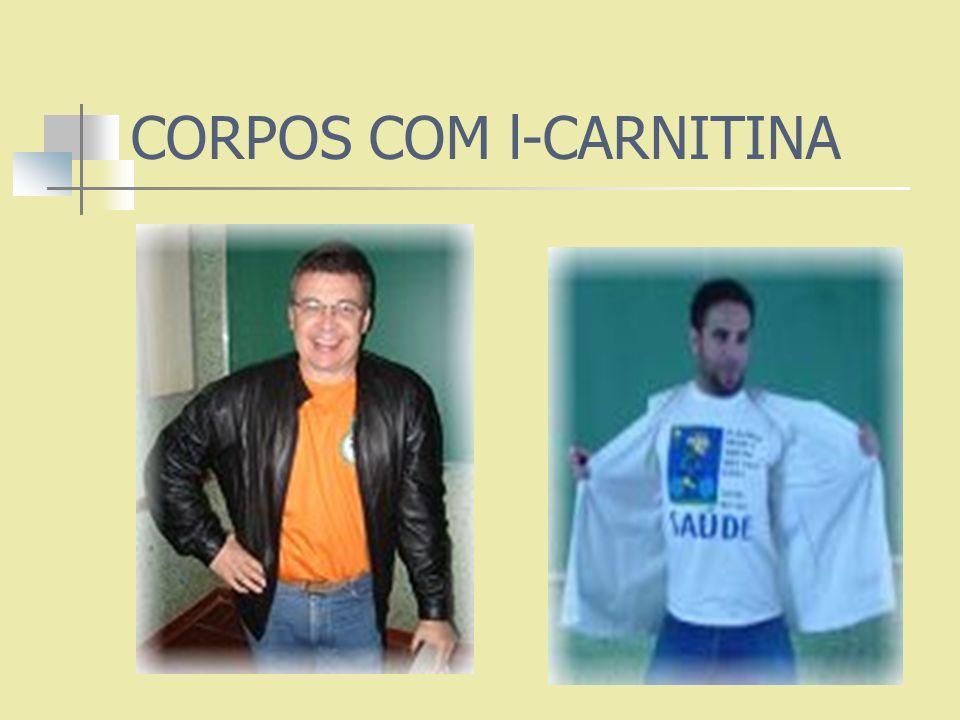 CORPOS COM l-CARNITINA