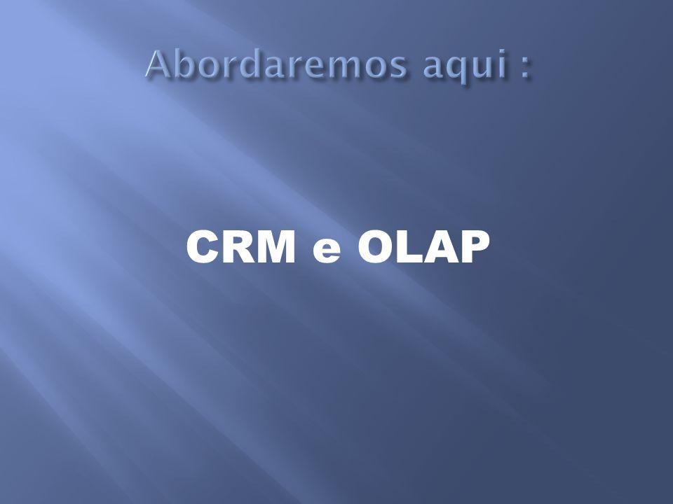 A funcionalidade OLAP é inicialmente caracterizada pela análise dinâmica e multidimensional dos dados consolidados de uma organização permitindo que as atividades do usuário final sejam tanto analíticas quanto navegacionais.