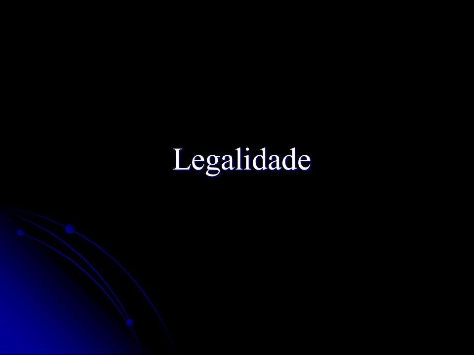 Legitimidade 3.3 – Governo: É o conjunto dos papéis em que se concretiza o exercício do poder político.